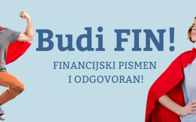 Budi FIN – financijski pismen i odgovoran