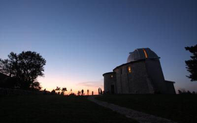 Postani mentor na programima zvjezdarnice u Višnjanu