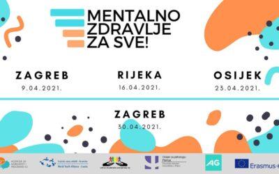 """Održava se konferencija """"Mentalno zdravlje za sve"""""""